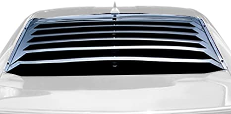 Astra Hammond 1573 ABS Smooth Surface Car Louver for Chevrolet Camaro