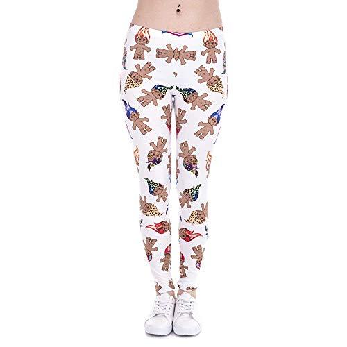 Fitness Yoga Alta Lga43864 Saoye Leggings Cintura Moda Fashion Y A Legging Mujer De Pantalones Ropa Unicornio Estrenar Impresión 4UWRUBqw
