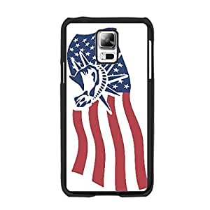 Hu Xiao Personalized Graphics cell phone case covers Samsung Galaxy S5 I9600 oUoEvxju73I case cover American National Usa Flag Hard Back case cover