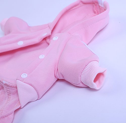 Pictures of EastCities Winter Puppy Hoodie Small Dogs Warm AD04 4