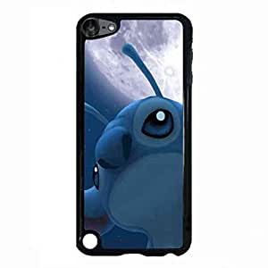 Back Funda Cover,Ipod touch 5 Funda ,Ipod touch 5 TPU Funda ,The Disney Cartoon Vintage Lilo And Stitch Series Phone Funda Cover For Ipod touch 5