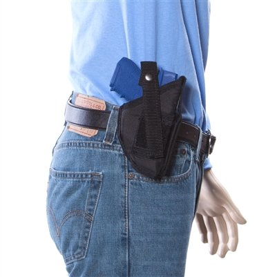 Walther P22 W/Laser Hip Gun Holster Model 300 Comes with a Free Gun Cleaning Kit (Walther P22 Best Price)