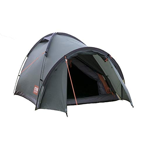 Crua Duo and Cocoon Combo Tent: 2 Person Insulated Tent Set | Use Together or Separate | Crua Clan...