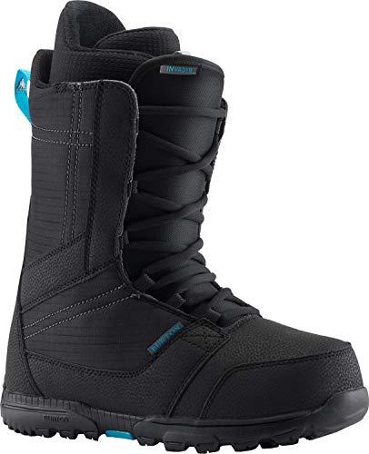 Burton Invader Snowboard Boots Mens Sz 14 Black