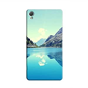 Cover It Up - Beautiful Lake Xperia Z4 Hard Case
