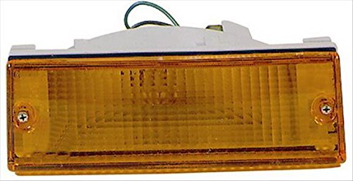 OE Replacement Dodge Ram 50/Mitsubishi Pickup Front Driver Side Signal Light (Partslink Number MI2530101)
