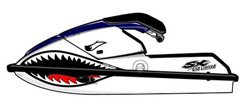 Exotic Signs Kawasaki Jet Ski 550 EK0006K550 550SX,440 400 Graphic Kit