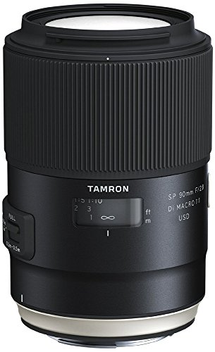 Price comparison product image Tamron AFF017S-700 SP 90mm f / 2.8 DI USD 1:1 Macro (model f017) for Sony A Mount