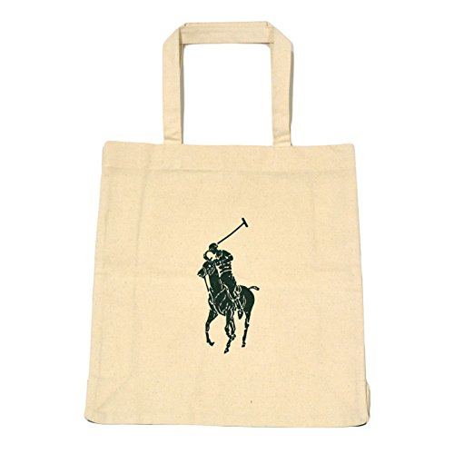 Polo Ralph Lauren Big Pony Canvas Tote - Ralph Polo Bag