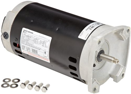 Zodiac R0479103 2.0-HP 3-Phase Single Speed Motor Replacement for Zodiac Jandy Stealth Pool and Spa Pump ()
