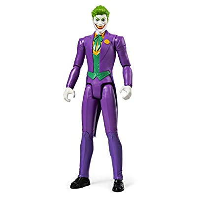 BATMAN, 12-Inch The Joker Action Figure: Toys & Games