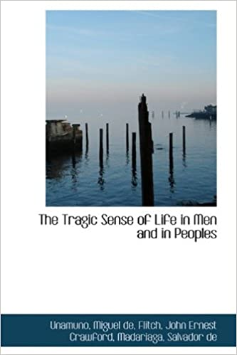 Book The Tragic Sense of Life in Men and in Peoples