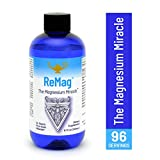 RnA ReSet - ReMag High Absorption Magnesium Liquid, Experience The Magnesium Miracle, 96 Servings, Magnesium Chloride - by Dr. Carolyn Dean
