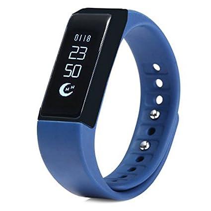 Lemumu I5 Plus Smartwatch IP65 Monitorización del sueño ...