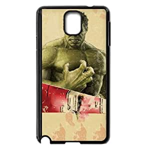 Samsung Galaxy Note 3 Cell Phone Case Black Hulk vs Hulkbuster Armor BNY_6727337
