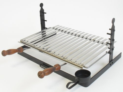 Fireplace Cooking Grate - 5