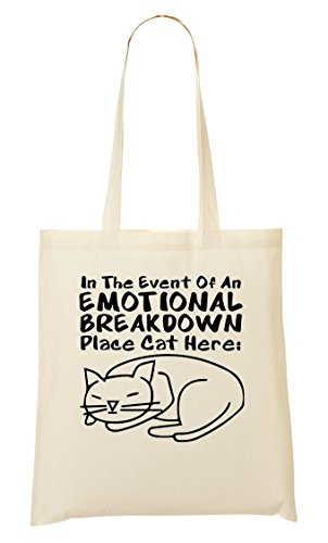 Place Sac Provisions Emotional The Event Breakdown À The In Cat Fourre Of Funny Tout Sac Here awqRFYOB