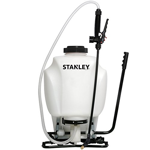 Chapin International Stanley 61804 Professional Backpack Poly 4-Gallon Sprayer
