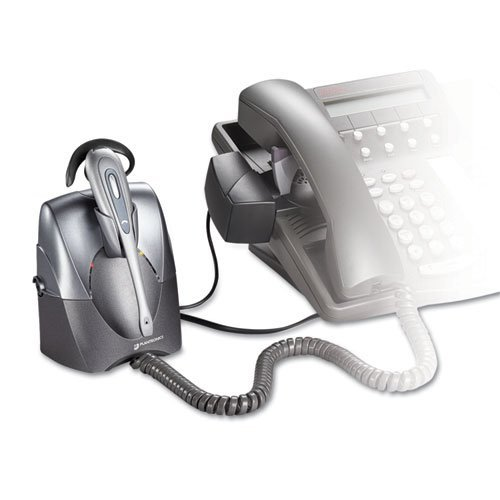 Plantronics Handset Lifter for Plantronics Phone Amplifiers w/Cordless/Corded Headsets, Model:HL10 - EA, Office Accessories & Supply - Hl1 Handset Plantronics