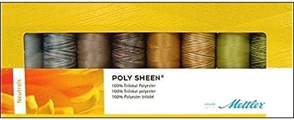 Hilo Mettler poly sheen multicolor 200m-col 9937