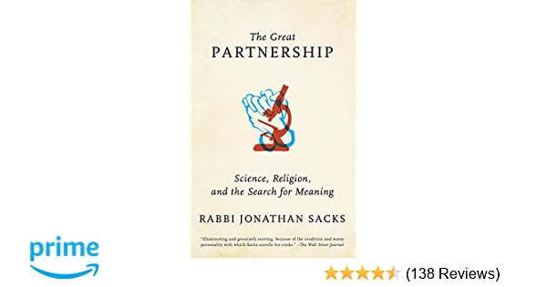 The Great Partnership: Science, Religion, and the Search for