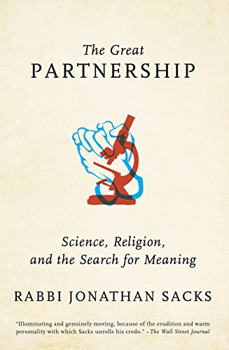 Cover of The Great Partnership: Science, Religion, and the Search for Meaning