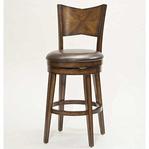- Hillsdale Furniture Swivel Stool (30 in. Bar Height)