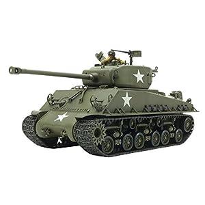 Tamiya America, Inc 35346 1/35 US Tank M4A3E8 Sherman Easy Eight, TAM35346 4