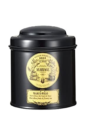 mariage freres marco polo 100g parallel import goods - Mariage Freres Marco Polo