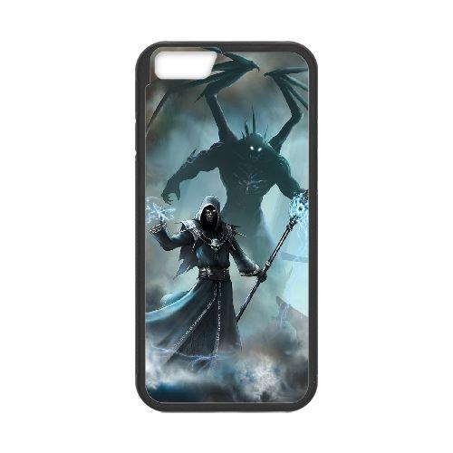 Elemental Fallen Enchantress 33 333 coque iPhone 6 Plus 5.5 Inch Housse téléphone Noir de couverture de cas coque EOKXLLNCD17171