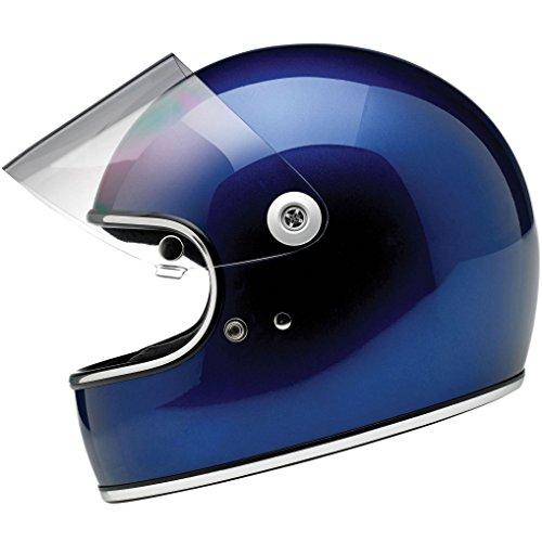 Price comparison product image Biltwell Gringo S Helmet - Gloss Metallic Navy - Small