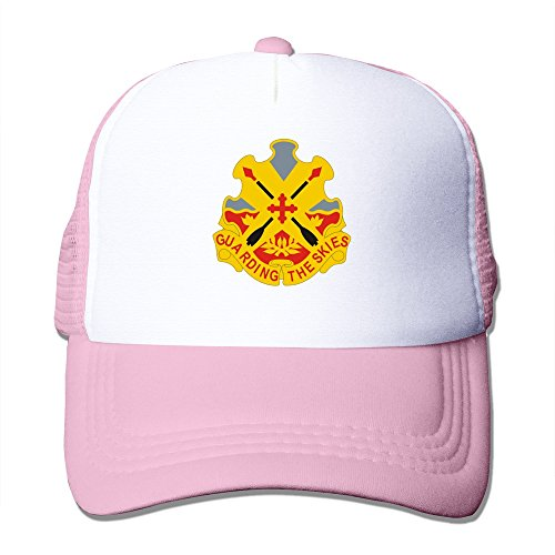LKSJSADJ 69th Air Defense Artillery Brigade (United States Cards Put Labelst Pink (69th Air Defense Artillery)