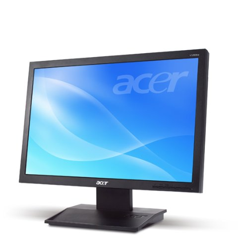 19in Widescreen Flat Panel - Acer V193W Bb 19-Inch Widescreen Flat Panel LCD Monitor