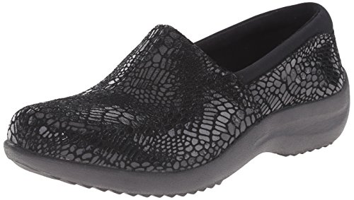 Black Slip Skechers on Singolare Savor Loafer qCXwFC