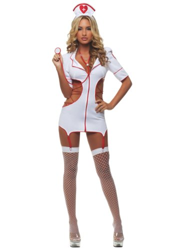 Starl (Sexy Nurse Fancy Dress)