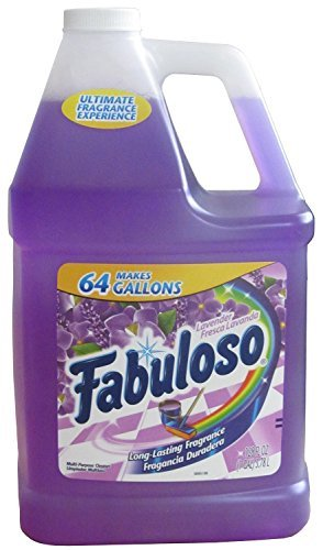 Fabuloso Long Lasting Fragrance Lavender )