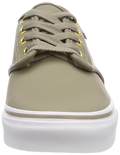 Vans Stripe Synthetic Sneakers Basses Leather Femme Camden 77wrPqO
