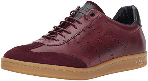 Dark Baker Sneaker Men's Orlee Red Ted xR0qYaIq