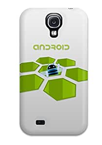 RonaldChadLund Snap On Hard Case Cover Wallpapers For Android Protector For Galaxy S4
