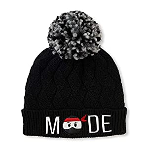 The Children's Place Big Boys' Beanie Cold Weather Hat