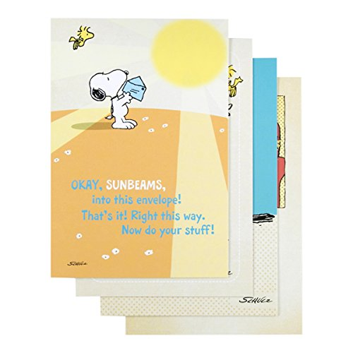(Peanuts - Get Well Inspirational Boxed Cards)
