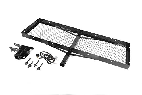 Rugged 11580.20 Receiver Hitch with Cargo Rack