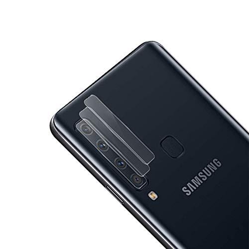A920 Cell Phone Accessory - Fit Samsung Galaxy A9 2018 Camera Protector-(3 Pack) SEEU. AGAIN Ultra-Thin Anti-Scratch 9H Hardness HD Clear Back Camera Lens Tempered Glass Protective Film Fit Samsung Galaxy A9 2018 SM-A920 A920F