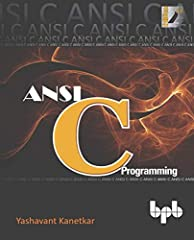 "Learn real-world C programming as per the latest ANSI standard Key Features Learn real-world C programming as per the latest ANSI standard  All programs work on DOS, Windows as well as Linux  Detailed explanation of difficult concepts like ""P..."