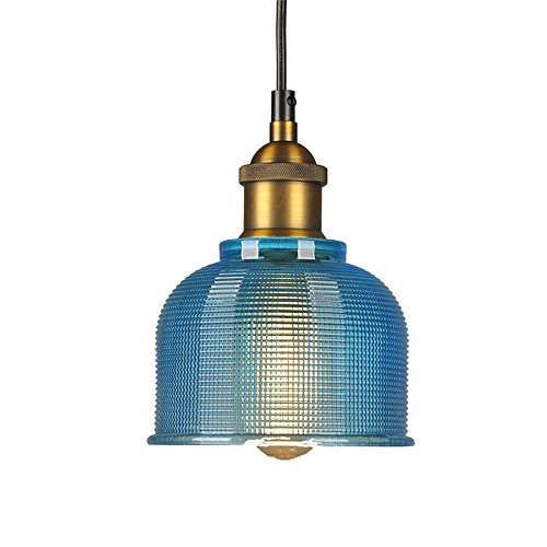 Coloured Glass Ceiling Pendant Lights