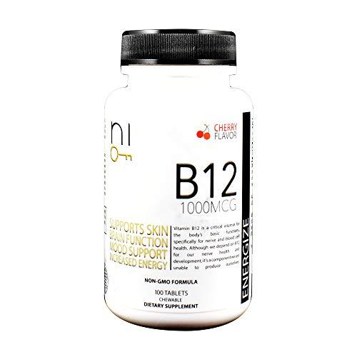 niKETO Energize Chewables (Vitamin B12)