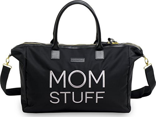 Limited Edition Weekender Bag for Women - Travel Diaper Bag - Overnight Bag - Mommy Diaper Bag by Minimaloo