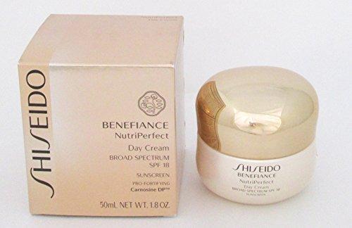 Shiseido Benefiance NutriPerfect jour crème SPF 18 1.7 oz/50 ml
