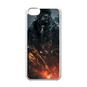 iPhone 5c Cell Phone Case White Tom Clancy The Division BNY_6985805