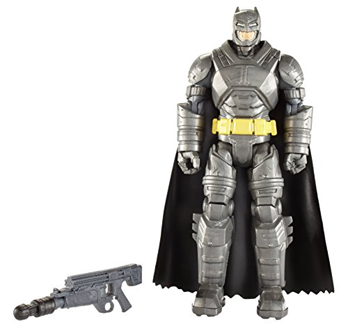 "Batman v Superman: Dawn of Justice Battle Armor Batman 6"" Figure at Gotham City Store"